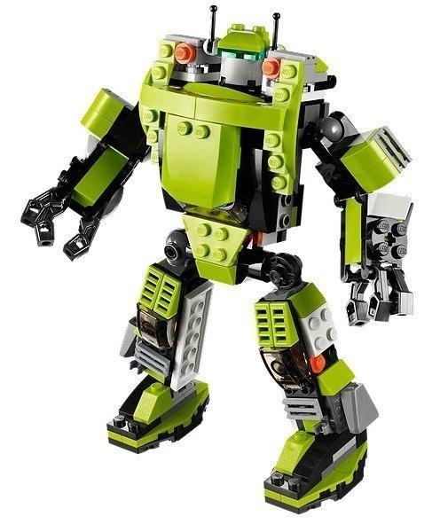 Робот конструктор для детей