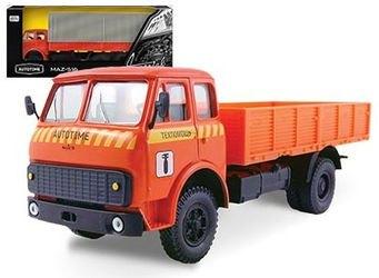 Фото Масштабная модель грузовика МАЗ-5335 (MAZ-5335) Техпомощь 1:43 (65097)