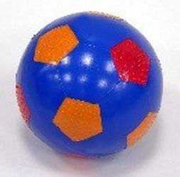 Фото Мяч резиновый 125 мм 54 ЛП (спорт)