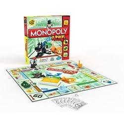 Фото Настольная играМонополия Junior Моя первая монополия (А6984)