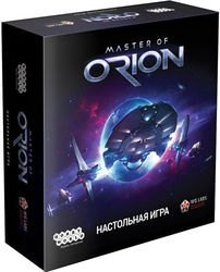 "Фото Настольная игра  ""Master of Orion"" (1609)"