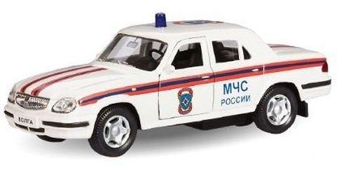 Фото Масштабная модель ГАЗ 31105 МЧС 1:43 (4303)