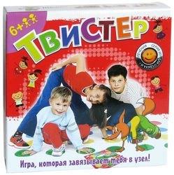 Напольная игра Твистер фотография 1