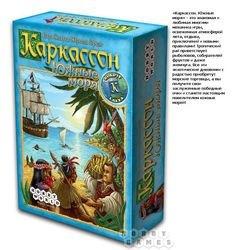 Фото Настольная игра Каркассон Южные моря (1180)