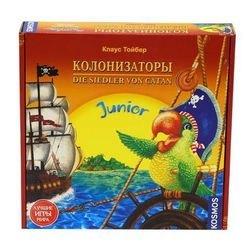Фото Настольная игра Колонизаторы ЮНИОР (1270/4071/1990)