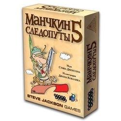 """Фото Настольная игра """"Манчкин-5 Следопуты""""  (1995/1328)"""