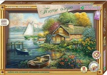 """Фото Набор для картины """"Тихое озеро"""" (АБ 21-143)"""