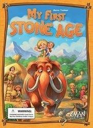 Фото Настольная игра 100 000 лет до нашей эры Джуниор (My First Stone Age)