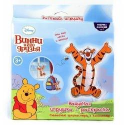 """Фото Набор для раскрашивания надувной игрушки """"Тигруля"""" Дисней (текстиль) 33072"""