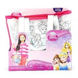 Фото Набор для раскрашивания сумки Принцессы Дисней (33088)