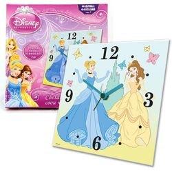 """Фото Набор для творчества Создай свои часы """"Disney Принцессы"""" (34030)"""
