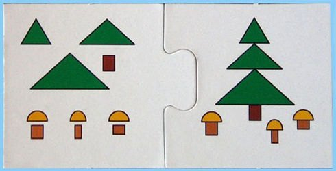 Настольная развивающая игра Веселая логика Учись играя фотография 4