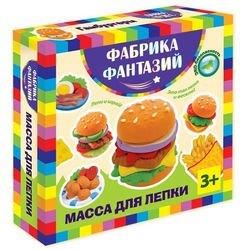 """Фото Набор массы для лепки """"Гамбургеры"""" (18290)"""