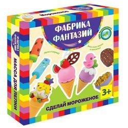 """Фото Набор массы для лепки """"Мороженое"""" (18293)"""