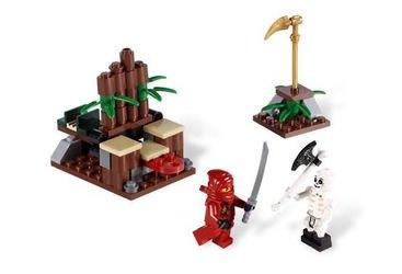 2258 Засада Ниндзя (конструктор Lego Ninjago) фотография 1