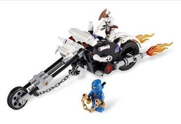 Фото 2259 Мотоцикл-череп (конструктор Lego Ninjago)