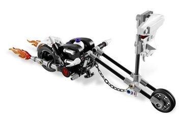 2259 Мотоцикл-череп (конструктор Lego Ninjago) фотография 4