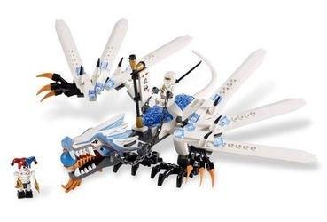 2260 Атака Ледяного Дракона (конструктор Lego Ninjago) фотография 1