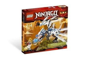 2260 Атака Ледяного Дракона (конструктор Lego Ninjago) фотография 2