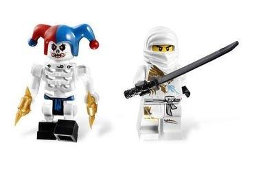 2260 Атака Ледяного Дракона (конструктор Lego Ninjago) фотография 4