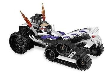 2263 Турбо Шредер (конструктор Lego Ninjago) фотография 3