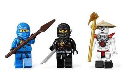 2263 Турбо Шредер (конструктор Lego Ninjago) фотография 4