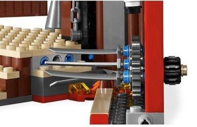 2504 Кружитцу Додзё (конструктор Lego Ninjago) фотография 5