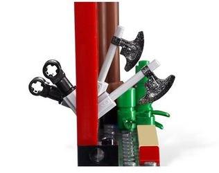 2504 Кружитцу Додзё (конструктор Lego Ninjago) фотография 6