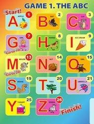 Книга English games Игры для изучения английского языка для детей фотография 3