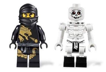 2520 Боевая арена Ниндзяго (конструктор Lego Ninjago) фотография 3