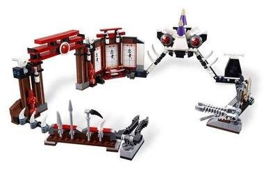 2520 Боевая арена Ниндзяго (конструктор Lego Ninjago) фотография 4