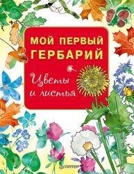 Фото Книга Мой первый гербарий Цветы и листья