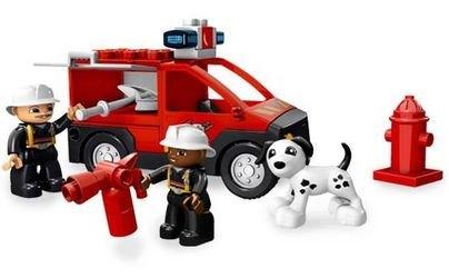 5601 Пожарная станция (конструктор Lego Duplo) фотография 3