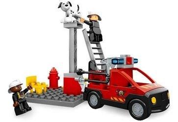 5601 Пожарная станция (конструктор Lego Duplo) фотография 4