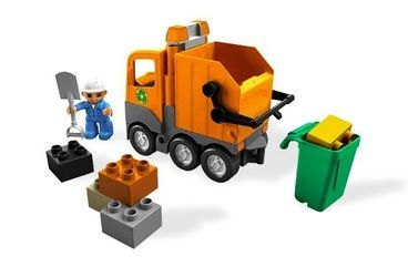 5637 Мусоровоз (конструктор Lego Duplo) фотография 1
