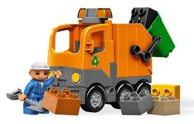 5637 Мусоровоз (конструктор Lego Duplo) фотография 5