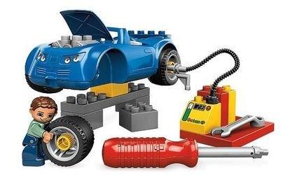 5640 Заправочная станция (конструктор Lego Duplo) фотография 1