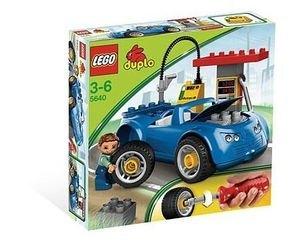 5640 Заправочная станция (конструктор Lego Duplo) фотография 2