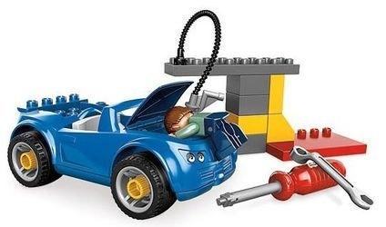 5640 Заправочная станция (конструктор Lego Duplo) фотография 4