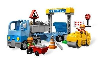 5652 Строительство дороги (конструктор Lego Duplo) фотография 1