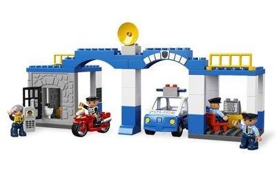 5681 Полицейский участок (конструктор Lego Duplo) фотография 3