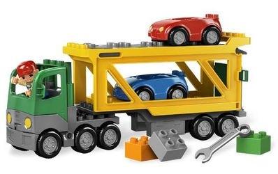 Фото 5684 Автовоз (конструктор Lego Duplo)