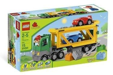 5684 Автовоз (конструктор Lego Duplo) фотография 2