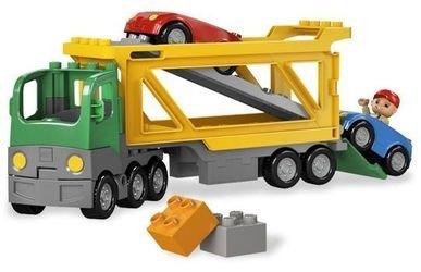 5684 Автовоз (конструктор Lego Duplo) фотография 5