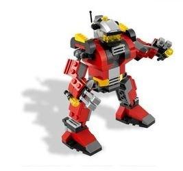 5764 Робот-спасатель (конструктор Lego Creator) фотография 1