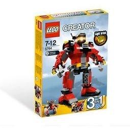 5764 Робот-спасатель (конструктор Lego Creator) фотография 2