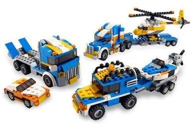 5765 Транспортировщик (конструктор Lego Creator) фотография 1