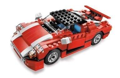 5867 Супер Спидстер (конструктор Lego Creator) фотография 1