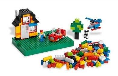 5932 Мой первый набор Лего (конструктор Lego Creator) фотография 1