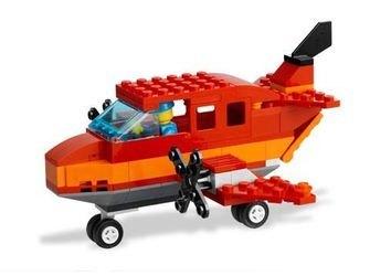 5933 Строим Аэропорт (конструктор Lego Creator) фотография 8